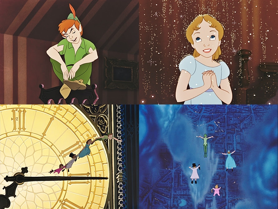 Battle Of The Disney Scenes Favorite Scene Peter Pan Poll