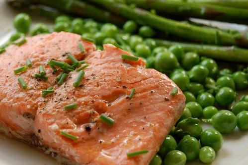 123/365: Spring Salmon