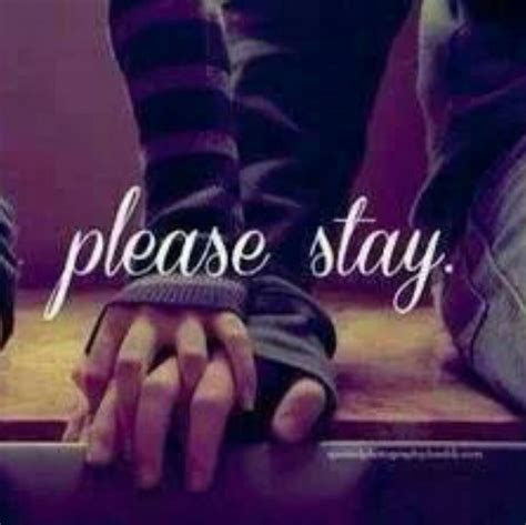 Please Stay Away From Me Quotes