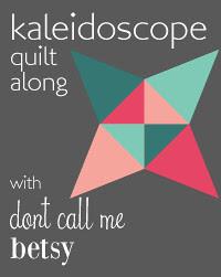 Kaleidoscope QAL button