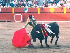 Derechazo de Miguel Ángel Perera