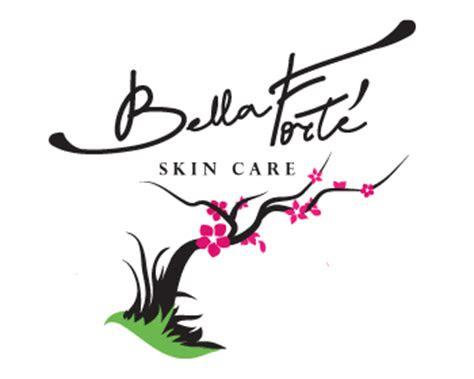 logo design contest  bella forte skin care hatchwise