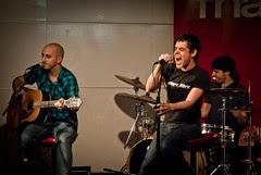 Edu, Jorge y Javi