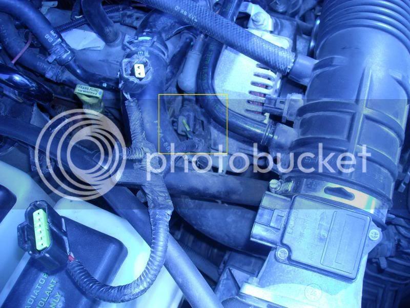 97 Ford Explorer Alternator Wiring