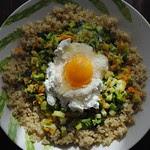 Quinoa and Vegetable Patties