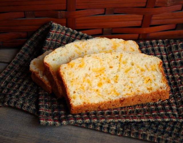 Easy Cheesy Dilly Bread1