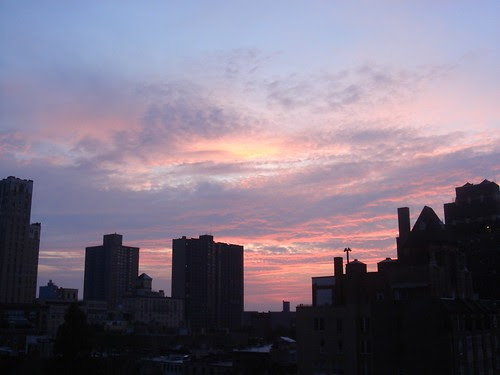Brooklyn sunrise