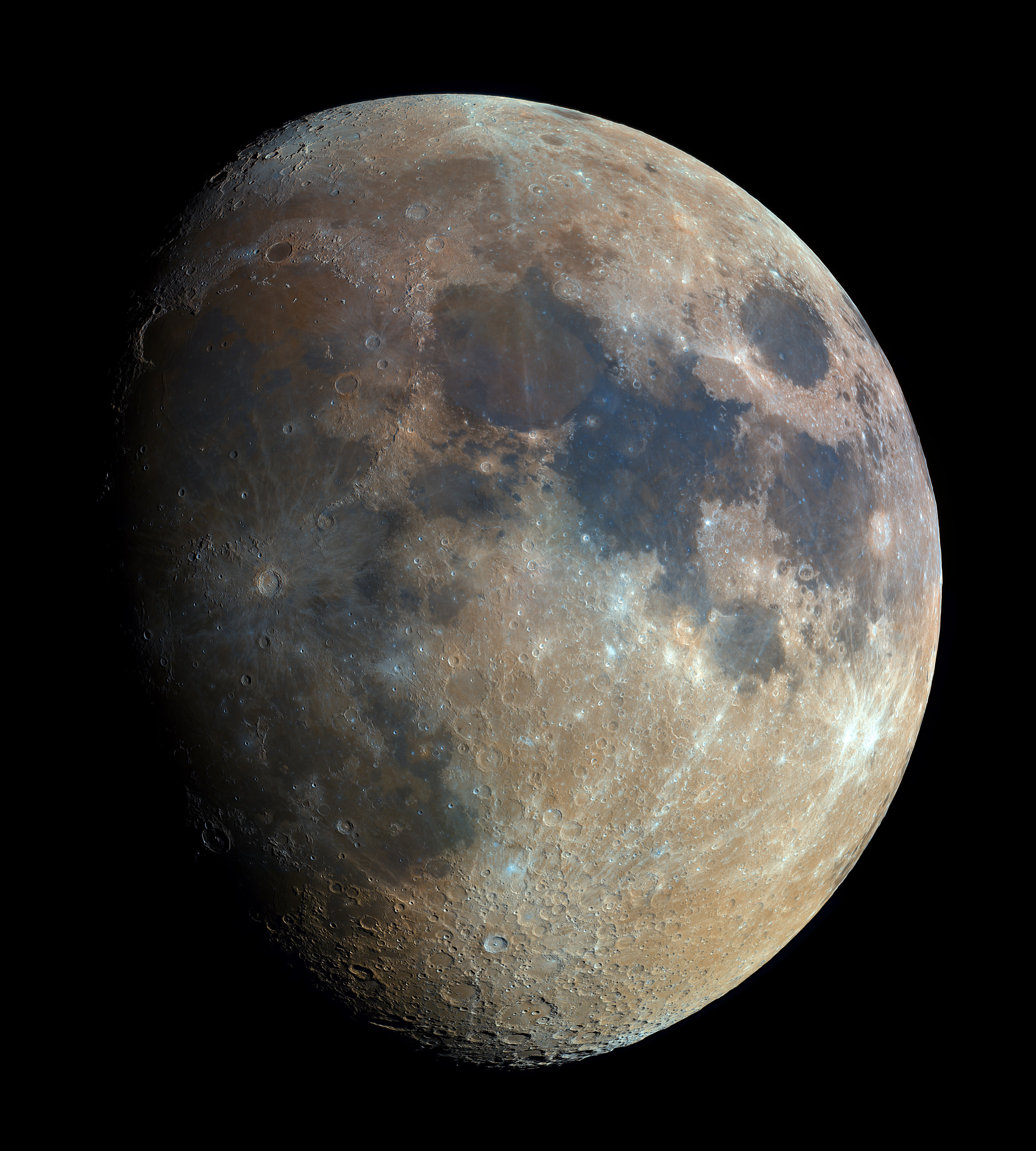 Image result for highest resolution image of moon