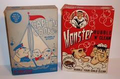 Capt'n Cook & Monster Bubble Bath