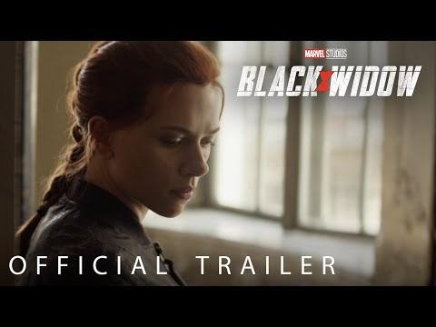 Black Widow Movie (2021) Trailer