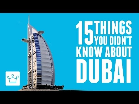 General information about Dubai