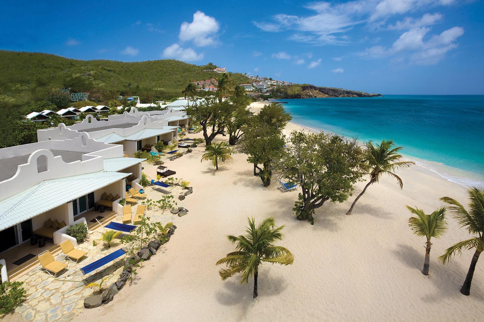 Spice Island Beach Resort  Cond Nast Johansens