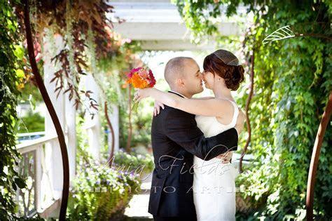 Lea and Jeff's Allen Centennial Gardens Wedding   Madison