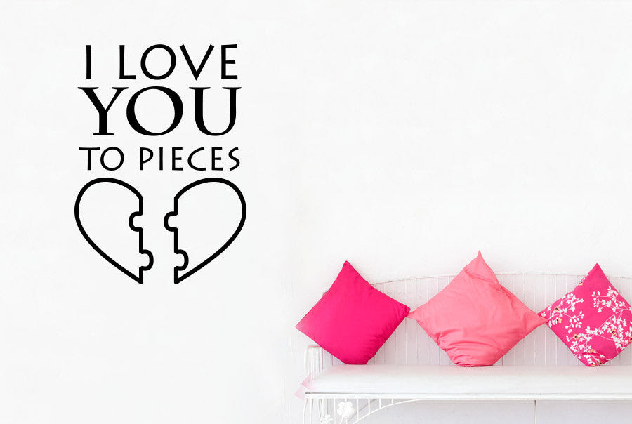 Love You To Pieces Quotes Educational Quotes About Puzzle Pieces