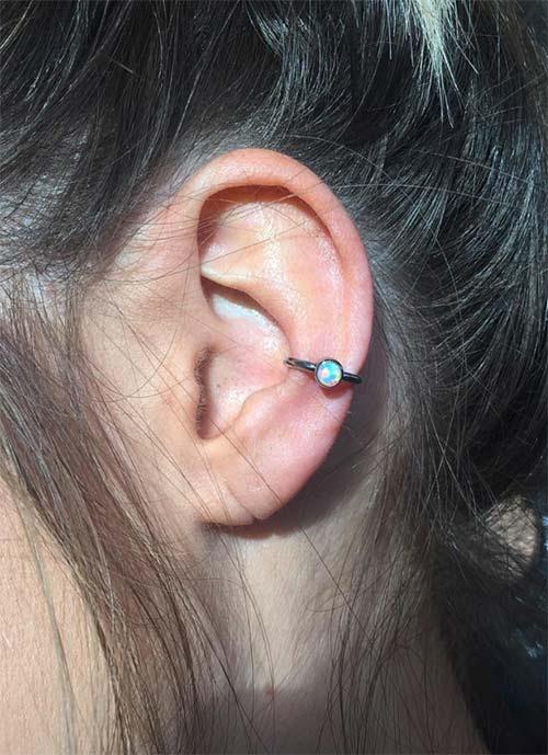 Ear Piercings Types Of Ear Piercings History Aftercare