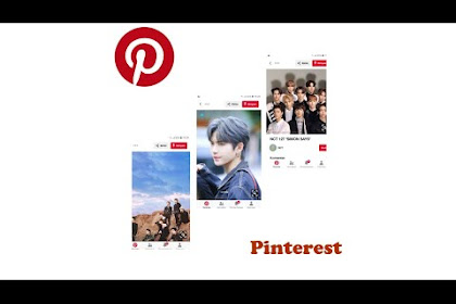 Cara Download Photo Di Pinterest
