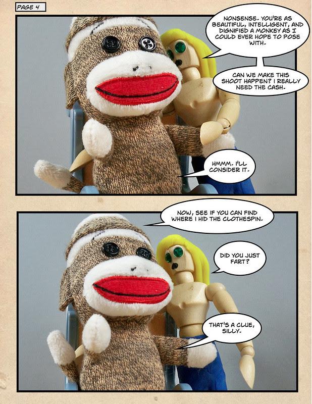 Adventure Tchotchkes #1 - page 4