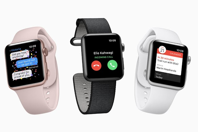 Apple Watch: More Carriers Supporting Series 3 LTE Model, Apple Releases watchOS 4.3.2 Beta 2