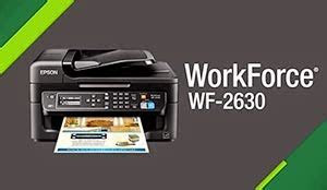 epson wf     printer review driver