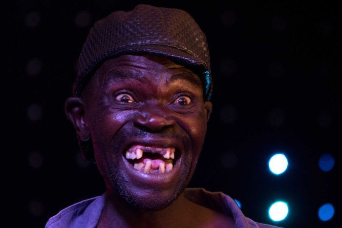 Mr. Ugly Contest: See Photos Of The Ugliest Man In Zimbabwe