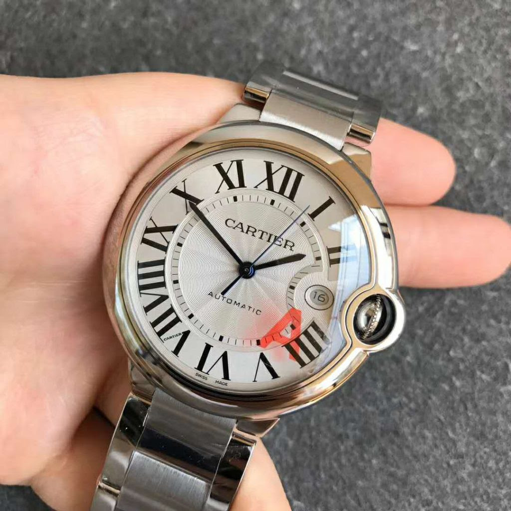 V6F Replica Cartier Ballon Bleu 42mm