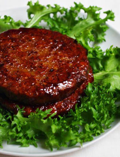 Cómo hacer hamburguesas veganas perfectas. #receta #vegana