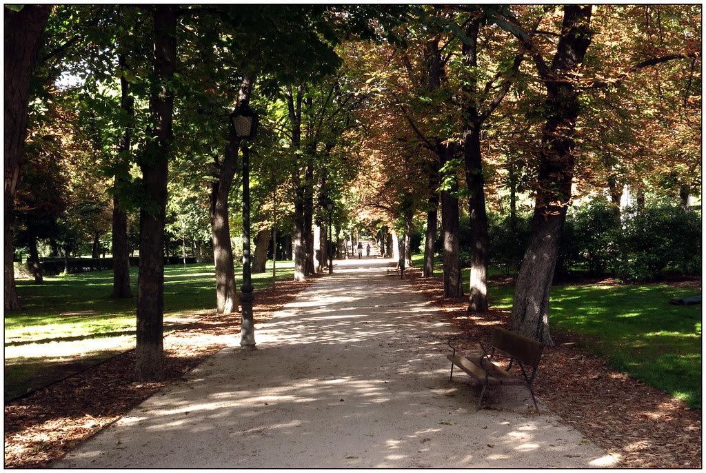 El parque del Retiro, hoy