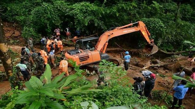 केरल में बाढ़ और लैंडस्लाइड से अबतक 21 लोगों की मौत, उत्तराखंड में भारी बारिश का अलर्ट जारी