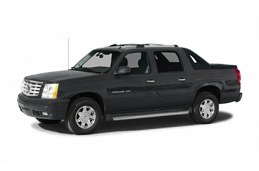 2003 Cadillac Escalade EXT Reviews, Specs and Prices ...