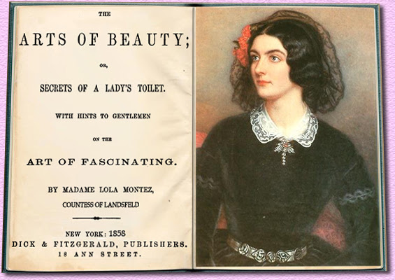 Lola Montez Art of Beauty