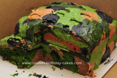 Astonishing Coolest Birthday Cakes Donald Duck Birthday Cake Friend Personalised Birthday Cards Paralily Jamesorg