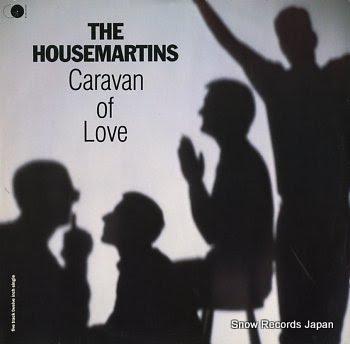 HOUSEMARTINS, THE caravan of love