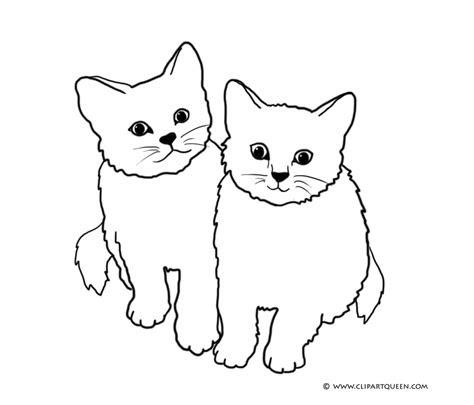 cats clip art cliparts
