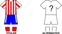 Uniforme Selección Yataity del Norte de Fútbol