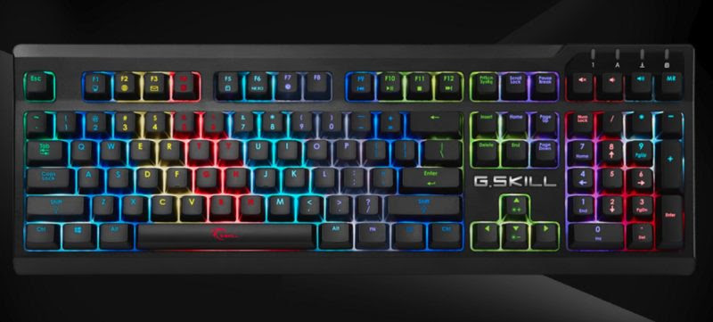 G Skill Ripjaws Km570 Rgb Mechanical Gaming Keyboard Now Available Eteknix