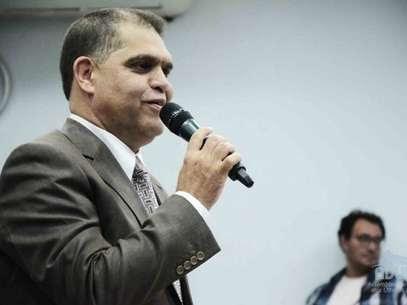 O pastor Marcos Pereira é dono da Igreja Assembleia de Deus dos Últimos Dias, que tem a sede localizada em São João de Meriti, na Baixada Fluminense Foto: Divulgação