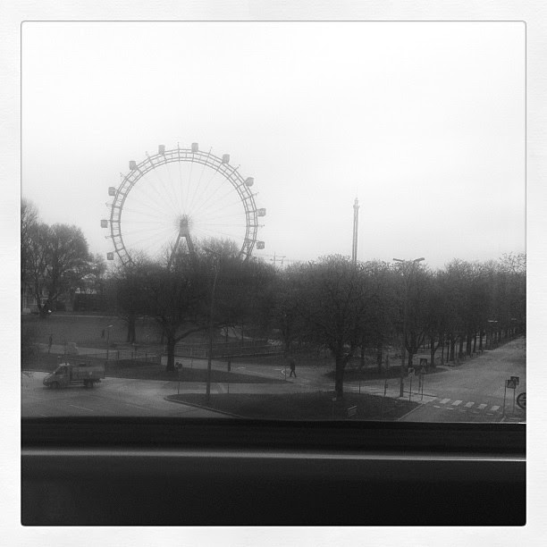 Riesenrad/Giant ferris wheel