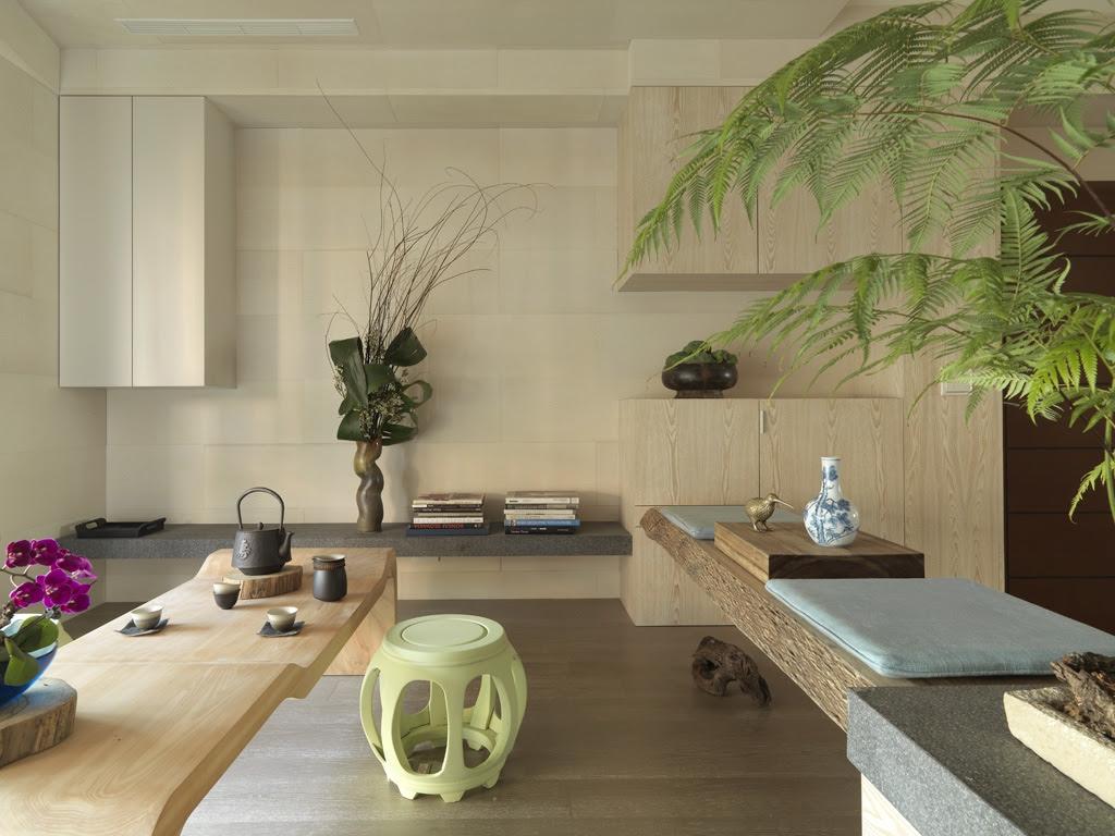 Impressive Modern Asian House by Tae Ha Interior Design  Decoholic