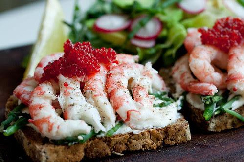 Swedish Shrimp Sandwich-11