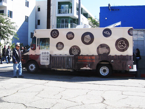 Food Truck Benefit for Haiti:  Sweets Truck