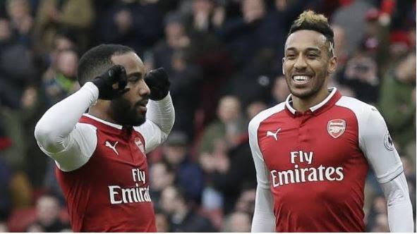 PREMIER LEAGUE! Arsenal Board Make Final Decision On Power Duo Aubameyang & Lacazette's Future