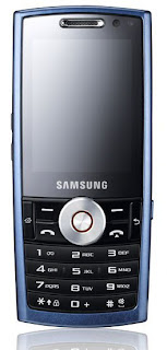 Samsung i200 - Windows Mobile 6.1 uninspired edition