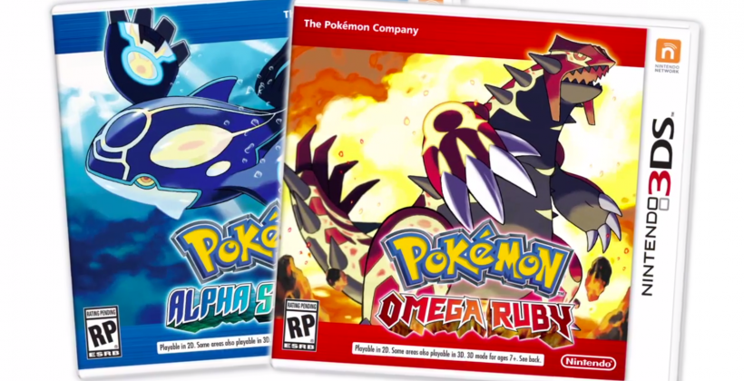 Pokemon Omega Ruby and Alpha Sapphire Strategy Guide