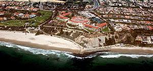 English: Monarch Beach, Dana Point, California...