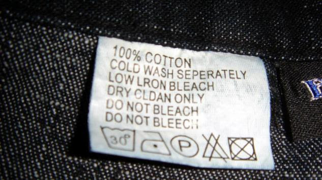 Slikovni rezultat za etikete na garderobi