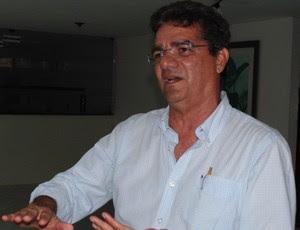 Wilson Cardoso garante que tudo ficará pronto até o dia 5 de junho (Foto: Klênyo Galvão)