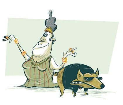 Ilustração: Orlandeli