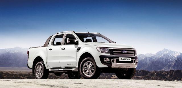 2018 Ford Ranger, 2017 Ford Ranger Wildtrak Review