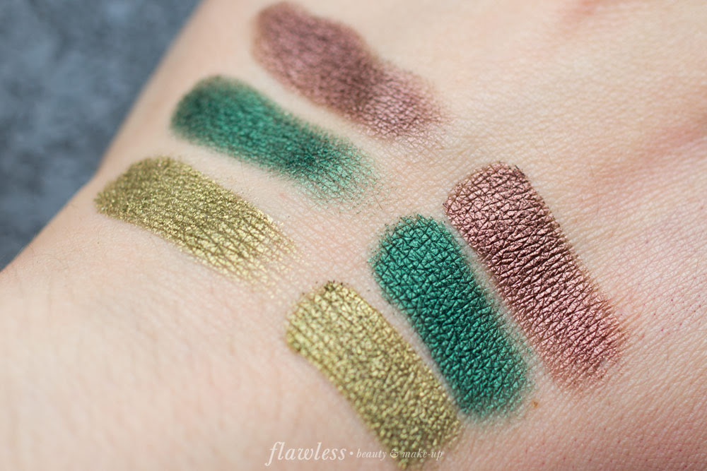 trend it up Scarabeo Eye Shadows Swatch