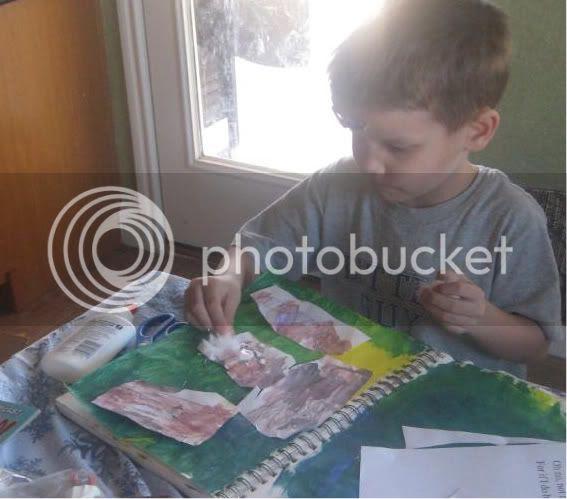 stART,nursery rhyme,paint,farm